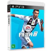 Jogo FIFA 19 BR - PS3 - Electronic arts