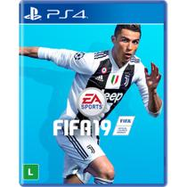 Jogo FIFA 19 BR - PS4 - Electronic arts