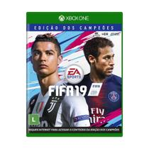 Jogo FIFA 19 (Edição dos Campeões) - Xbox One - Ea sports