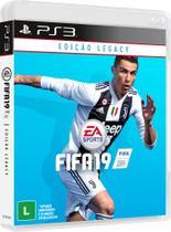 Jogo Fifa 19 - PS3 - Ea sports