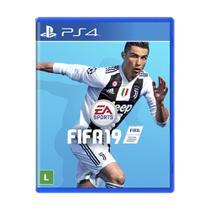 Jogo FIFA 19 - PS4 - Ea games