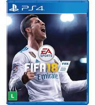 Jogo Fifa 2018 PS4 BR-Eas -