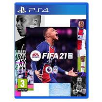Jogo Fifa 2021 - PS4 - Ea