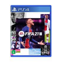 Jogo FIFA 21 - PS4 - Ea Games