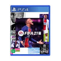 Jogo Fifa 21 - PS4 - Ea Sports