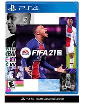 Jogo FIFA 21 PS4 - Ea Sports