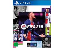 Jogo Fifa 21 Ps4 Mídia Física Lacrado Pt Br - Sony Dadc