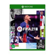 Jogo Fifa 21 - Xbox One - Ubisoft