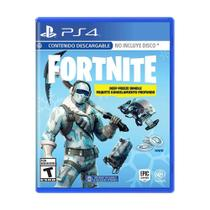 Jogo Fortnite (Deep Freeze Bundle) - PS4 - Epic games