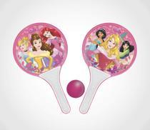 Jogo Frescobol Princesas 2525 -  Lider -