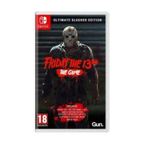 Jogo Friday the 13th: The Game (Ultimate Slasher Edition) - Switch - Gun Media