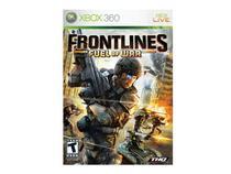 Jogo Frontlines Fuel of War para Xbox 360 - THQ