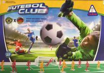 Jogo Futebol Club com 2 Seleções - Brasil X Alemanha - Gulliver -