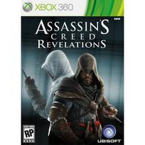 Jogo Game Assassins Creed Revelations - X360 BJO-198 - Ubisoft