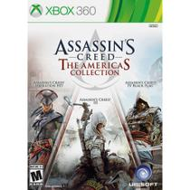 Jogo Game Assassins Creed: The Americas Collection Xbox 360 BJO-472 - Rockstar games
