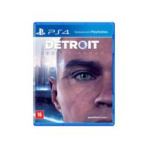 Jogo Game Detroit PS4 - Sony -