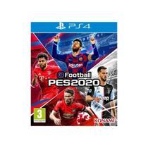 Jogo Game Efootball Pro Evolution Soccer 2020 Ps4 - Konami - Sony