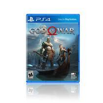Jogo Game God of War - PS4 - Microsoft