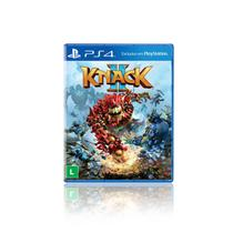 Jogo Game Infantil Knack 2 - PS4 - Microsoft