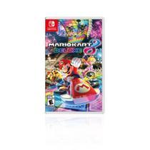 Jogo Game Infantil Mario Kart 8 Delux - Nintendo Switch -
