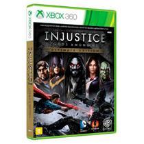 Jogo Game Injustice Gods Amoung us Ultimate Edition Xbox 360 BJO-371 - Warner bros