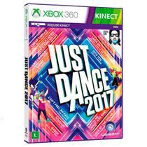 Jogo Game Just Dance 2017 - Xbox 360 BJO-340 - Microsoft