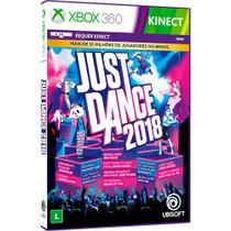 Jogo Game - Just Dance 2018 - Xbox 360 BJO-130 - Ubisoft