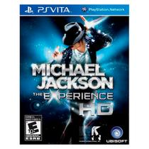 Jogo Game Michael Jackson - The Experience - PSV Vita BJO-335 - Ubisoft