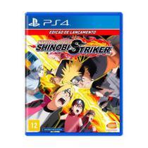 Jogo Game Naruto to Boruto Shinobi Striker - PS4 - Microsoft