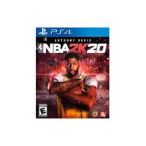 Jogo Game NBA 2K20 Ps4 - Sony -