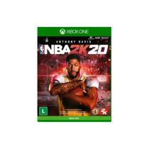 Jogo Game NBA 2K20  Xbox - Microsoft -
