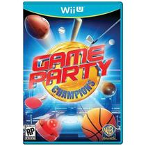 Jogo Game Party: Champions - Wii U - Nintendo