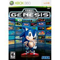 Jogo Game Sonics Ultimate Genesis Collection Xbox 360 BJO-184 - Sega
