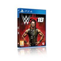 Jogo Game WWE 2K18 PS4 - Sony - Microsoft