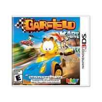 Jogo Garfield Kart - 3DS - Sega