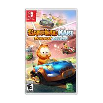 Jogo Garfield Kart: Furious Racing - Switch - Microids
