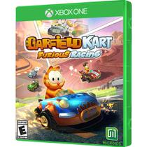 Jogo Garfield Kart Furious Racing Xbox One - Microids