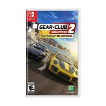 Jogo Gear.Club Unlimited 2 (Porsche Edition) - Switch - Microids