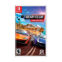 Jogo Gear.Club Unlimited - Switch - Microids