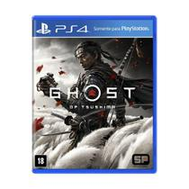 Jogo Ghost of Tsushima - PS4 - Sony
