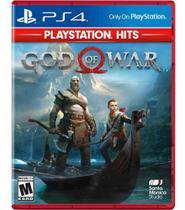 Jogo God of War 4 (Hits) - PS4 - Santa Monica Studios