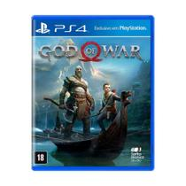 Jogo God of War 4 - PS4 - Sony