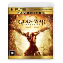 Jogo God of War Ascension - PS3 - Sony