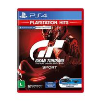 Jogo Gran Turismo Sport - PS4 - Sony