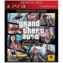 Jogo Grand Theft Auto: Episodes From Liberty City Playstation 3 - Rockstar