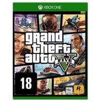 Jogo Grand Theft Auto GTA V - Xbox One - Rockstar games