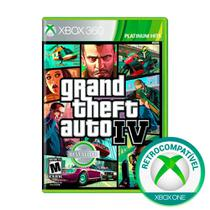 Jogo Grand Theft Auto IV (GTA 4) - Xbox 360 - Rockstar games