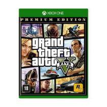Jogo Grand Theft Auto V Premium Edition - GTA 5 - Xbox One - Rock Star Games