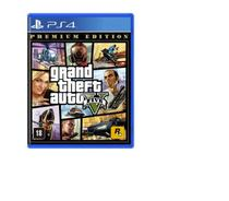 Jogo Grand Theft Auto V (Premium Edition) - PS4 - Rockstar Games