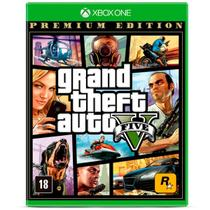 Jogo Grand Theft Auto V Premium Edition - Xbox One - Rockstar Games